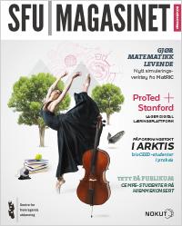 Forside fra SFU_Magasinet_vaar_sommer_15