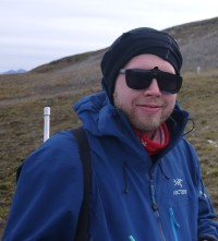 Torstein Nielsen Hole : PhD student
